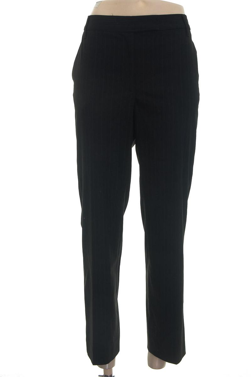 Pantalón color Negro - Liz Claiborne