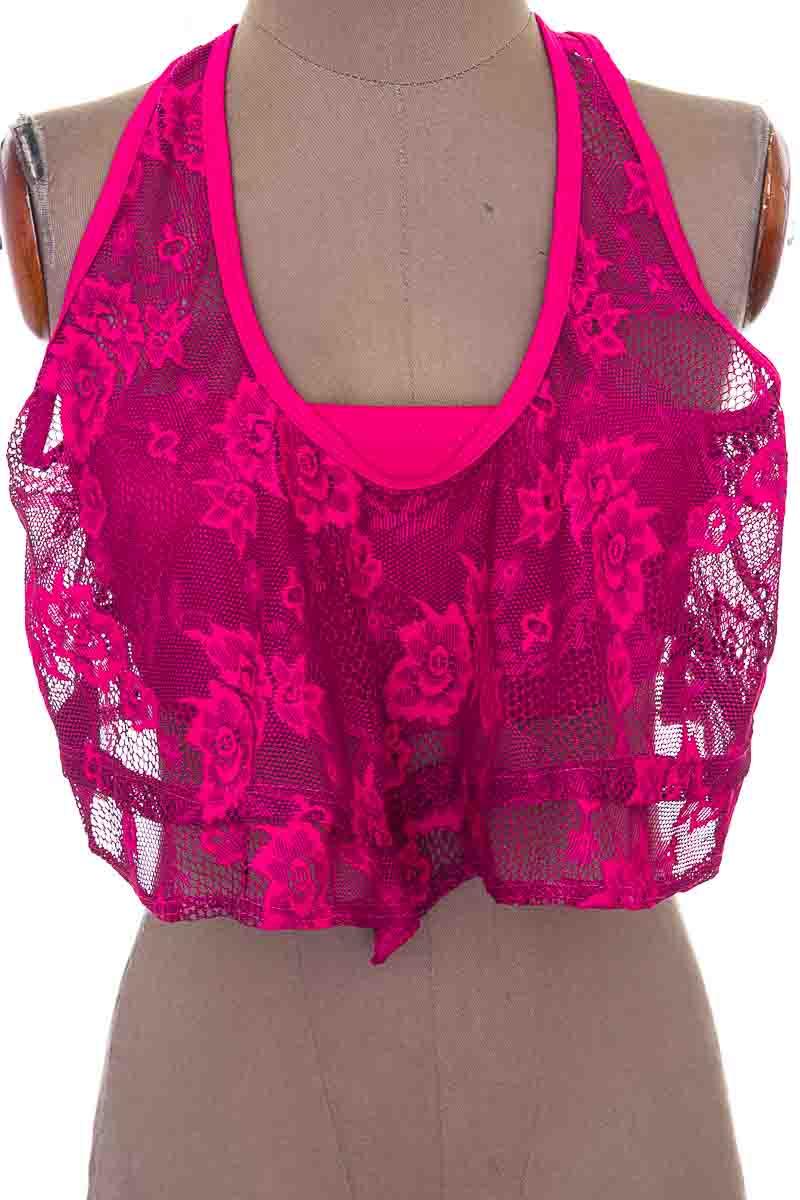 Top / Camiseta color Morado - H&G