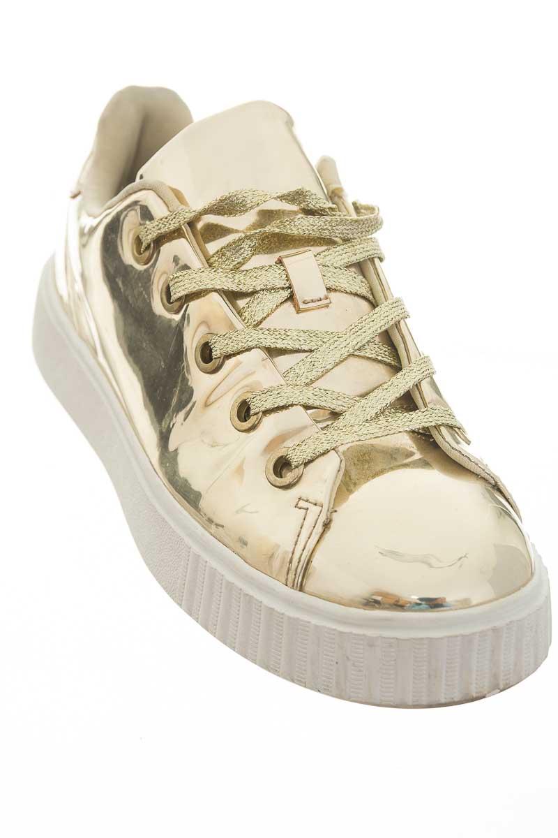 Zapatos color Dorado - Studio F