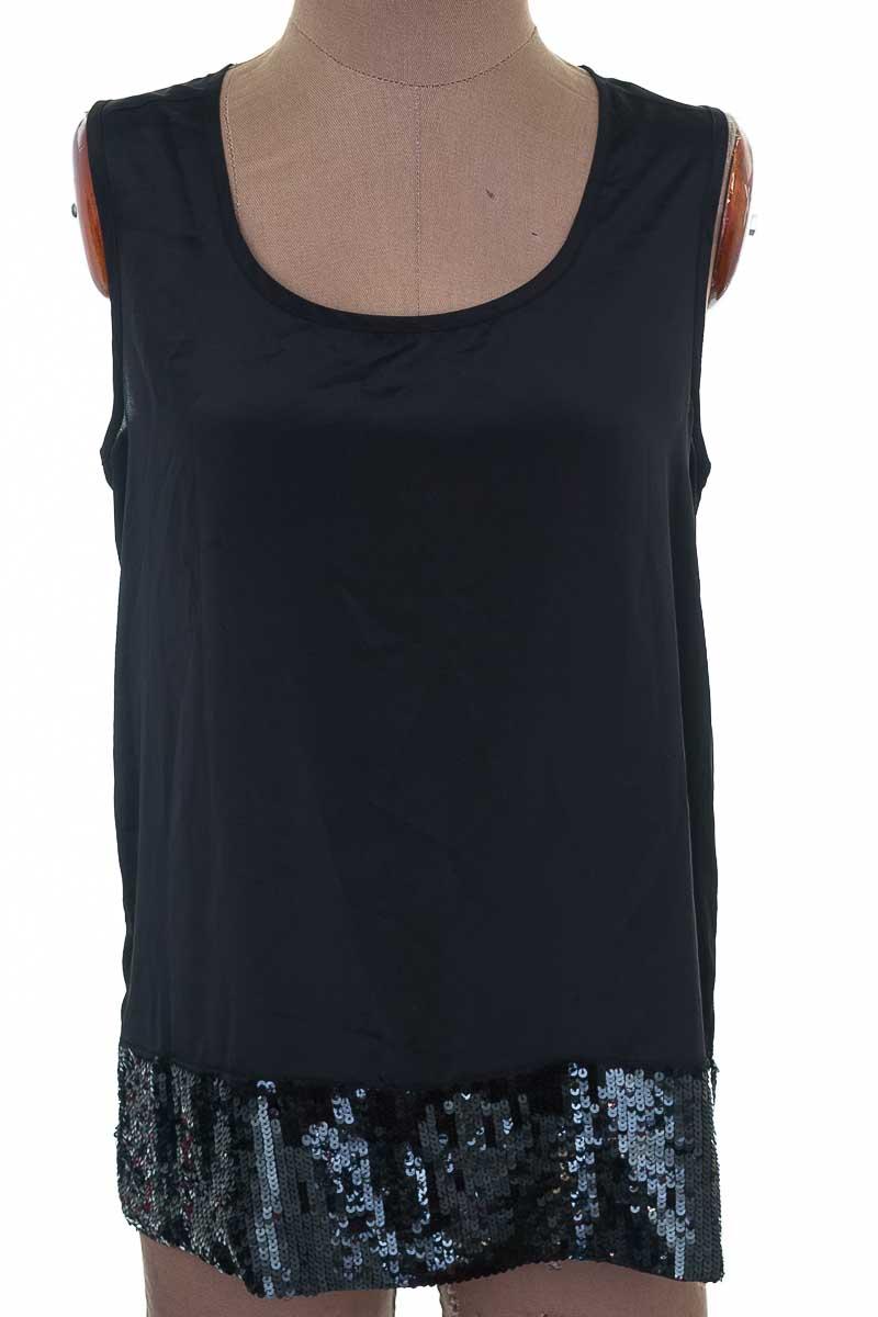 Blusa Formal color Negro - Camaieu