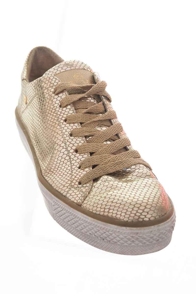 Zapatos color Dorado - Tihany