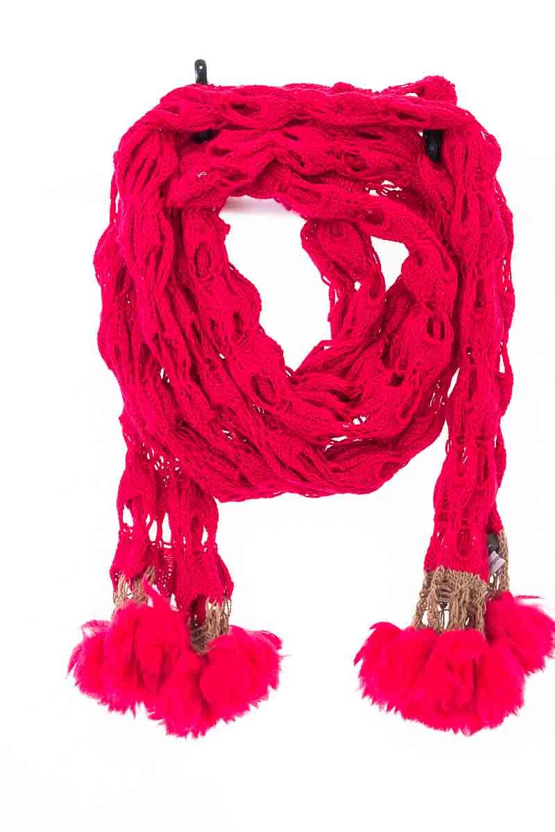 Accesorios Bufanda color Rojo - Sol