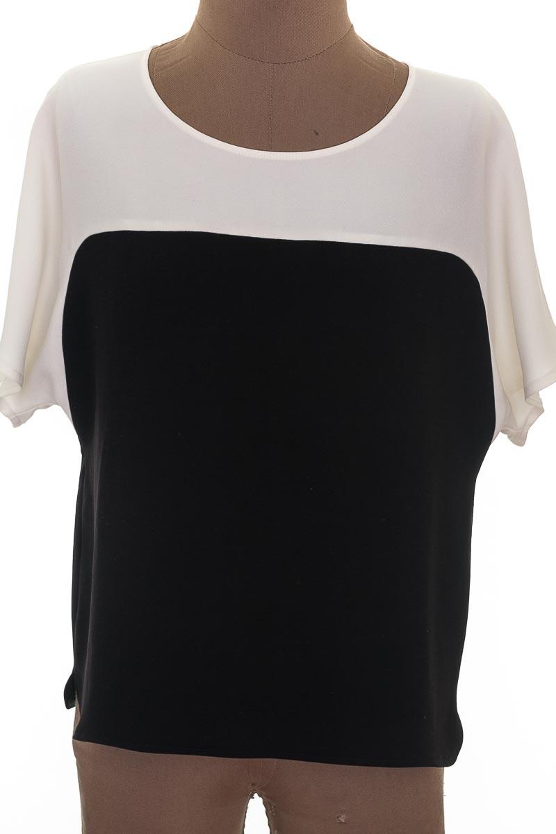 Blusa Casual color Negro - Devernois