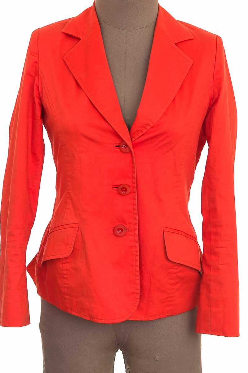 Chaqueta / Abrigo color Naranja - Otty
