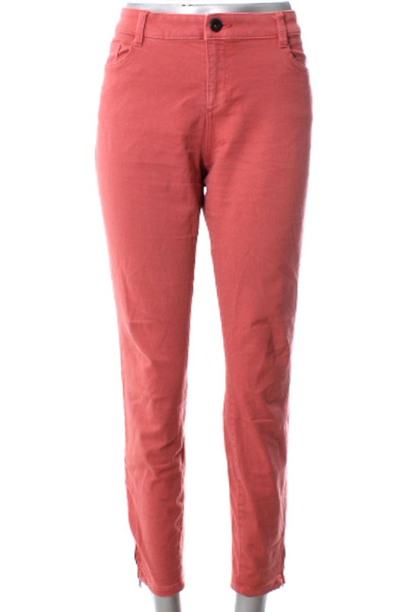 Pantalón Casual color Rosado - Esprit