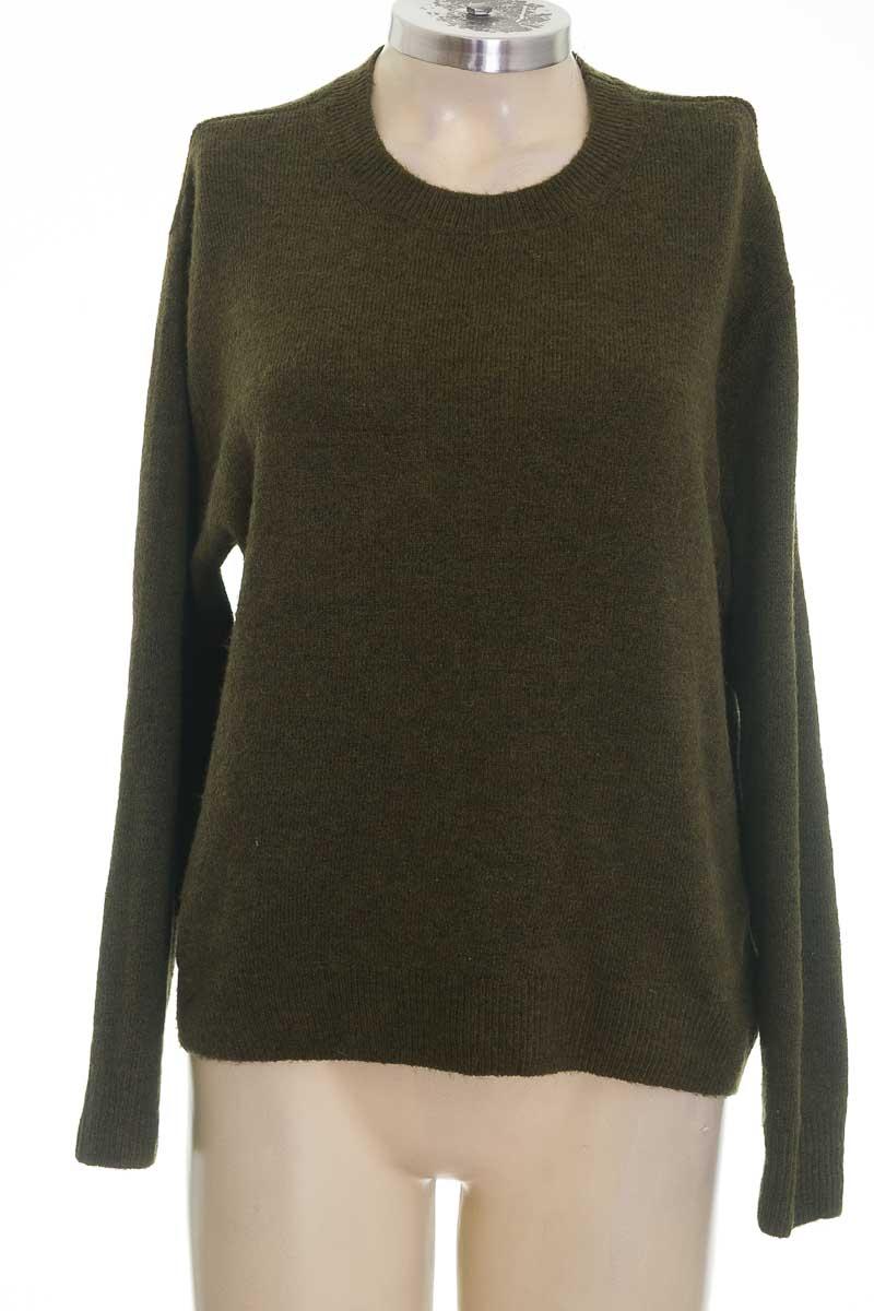 Sweater color Verde - H&M