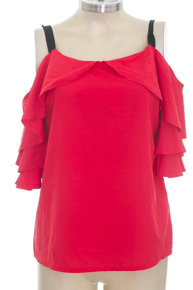 Blusa color Rojo - TOPS