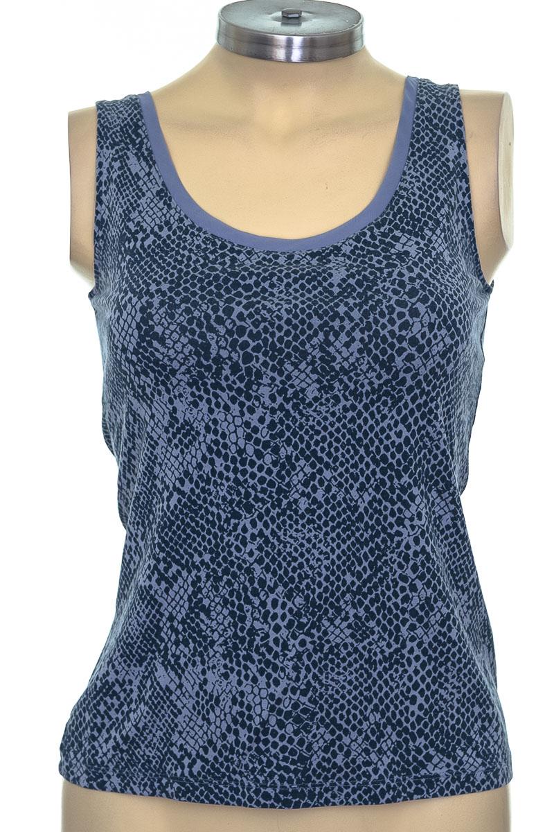 Top / Camiseta color Azul - Banana Republic
