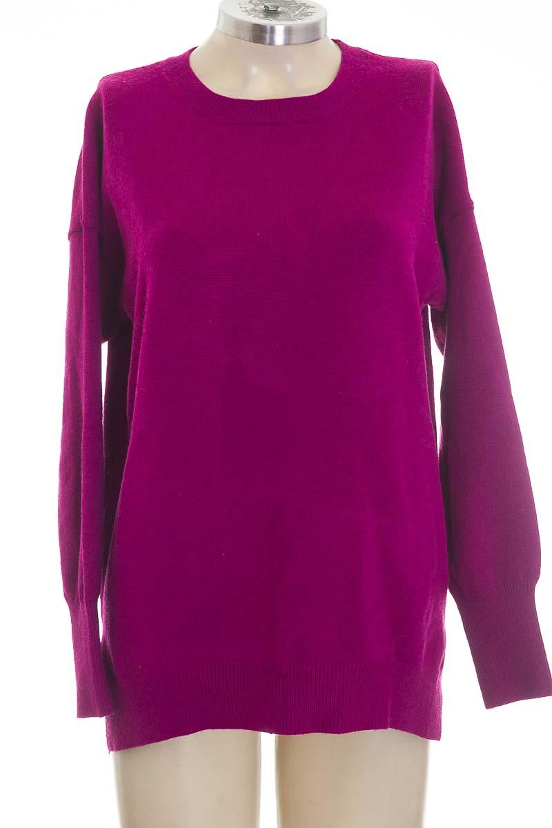 Sweater color Morado - Basement