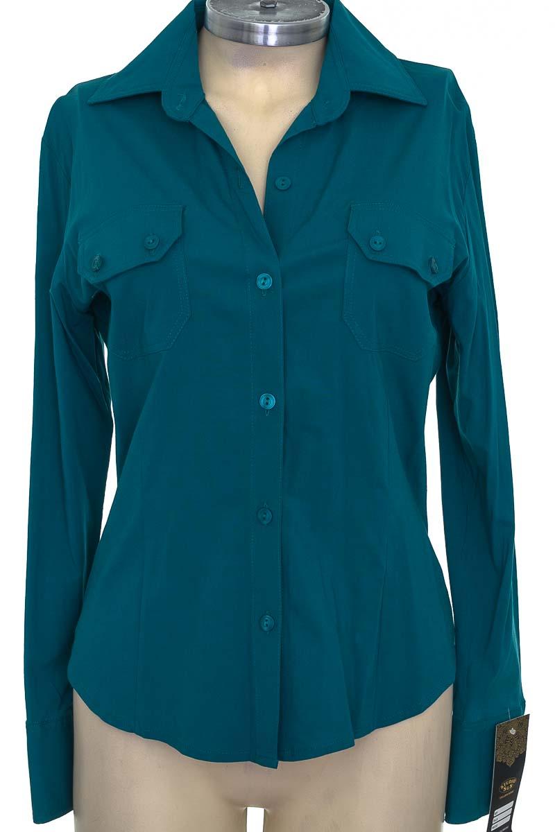 Blusa color Verde - SGS Studio