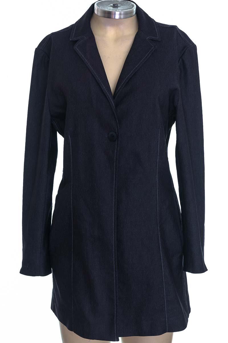 Chaqueta / Abrigo color Azul - Marielle
