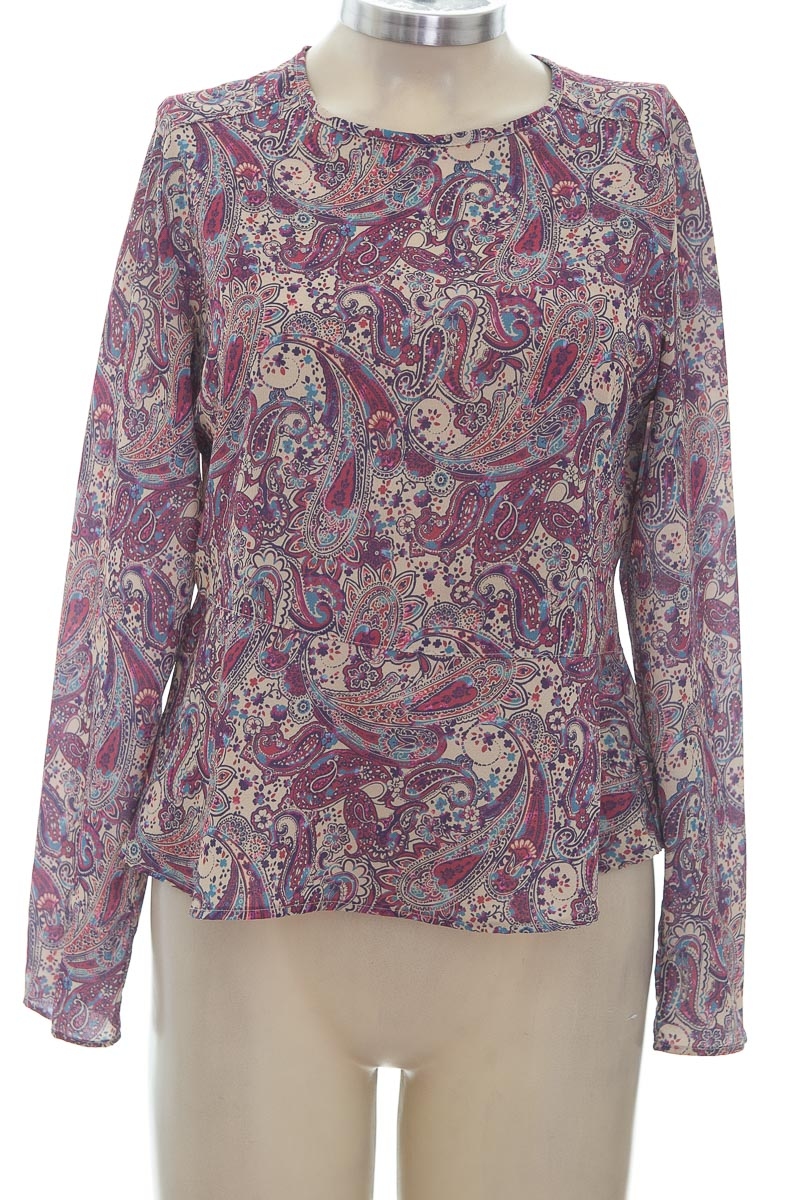 Blusa color Morado - Koaj