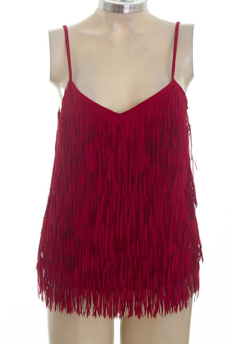 Blusa color Rojo - MNG