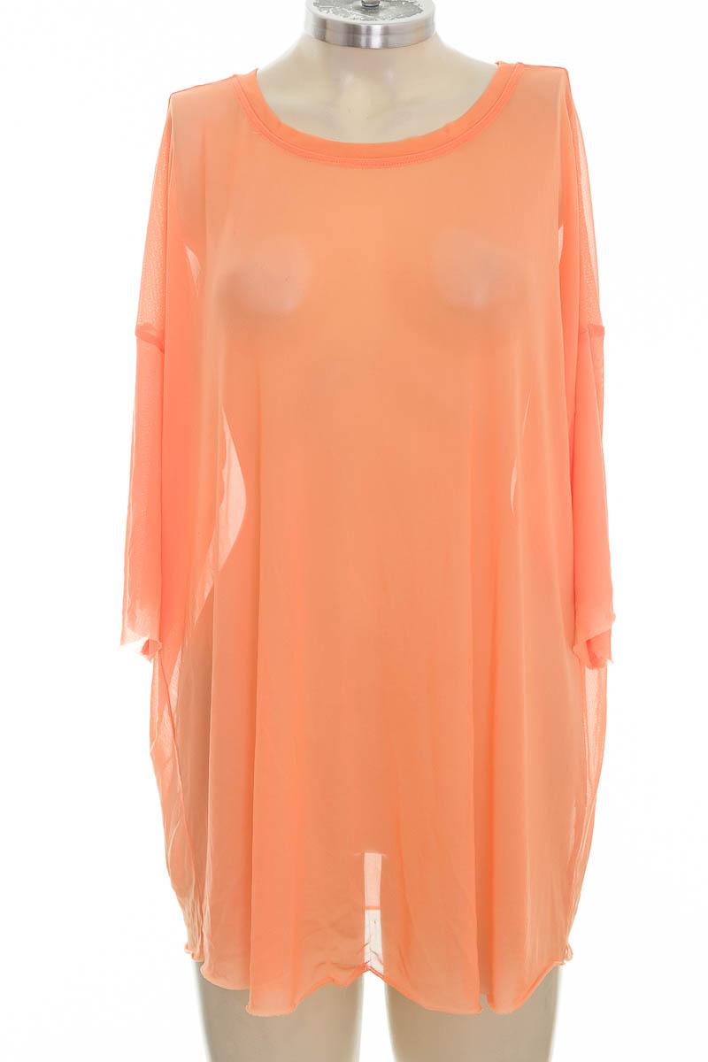 Top / Camiseta color Naranja - Forever 21