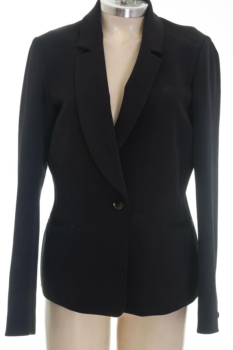 Chaqueta / Abrigo color Negro - Bassler