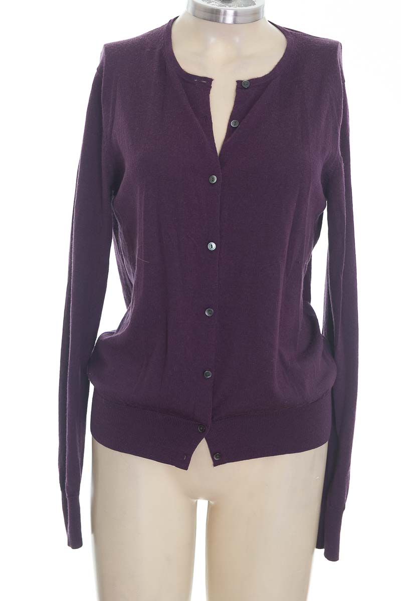 Sweater color Morado - UNI QLO