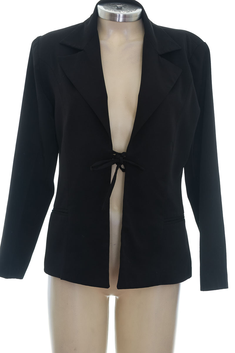 Chaqueta / Abrigo color Negro - Santines
