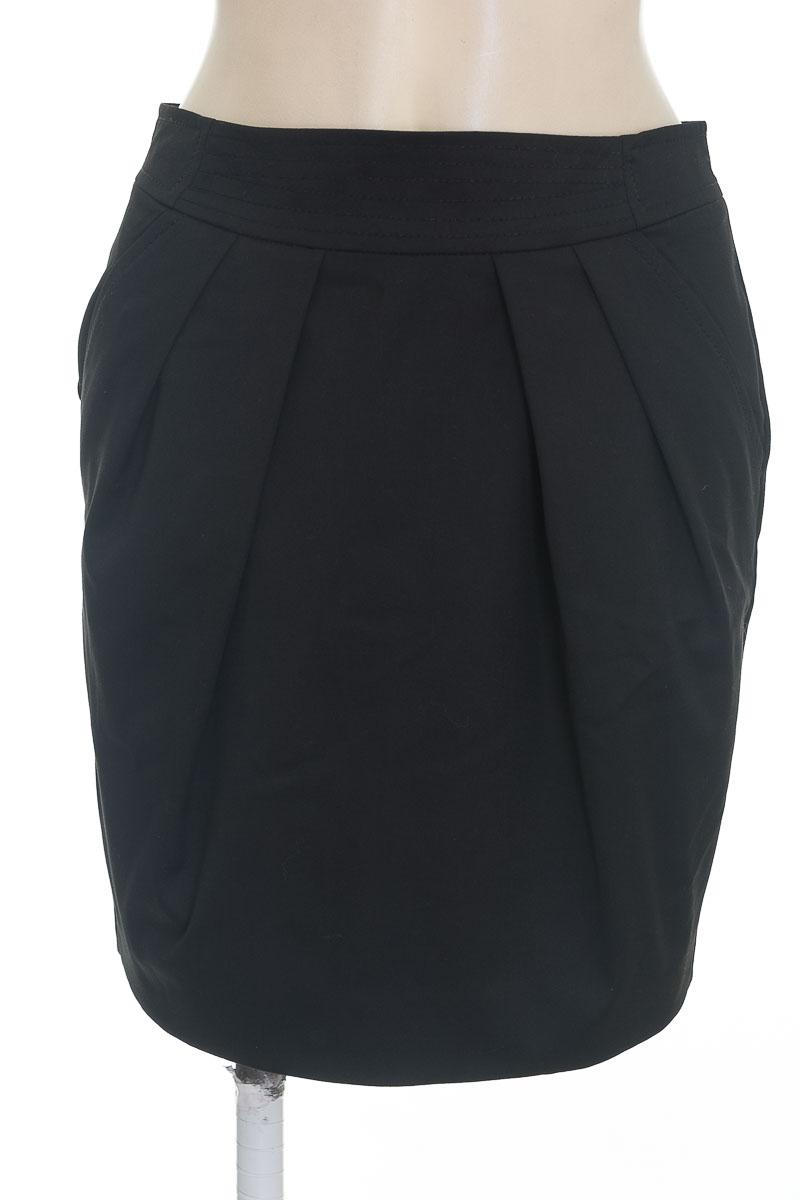 Falda color Negro - MNG