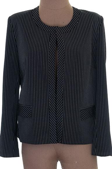 Chaqueta / Abrigo color Negro - L&H