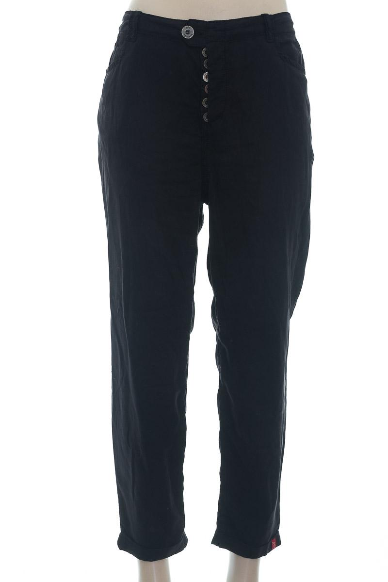 Pantalón color Negro - Esprit
