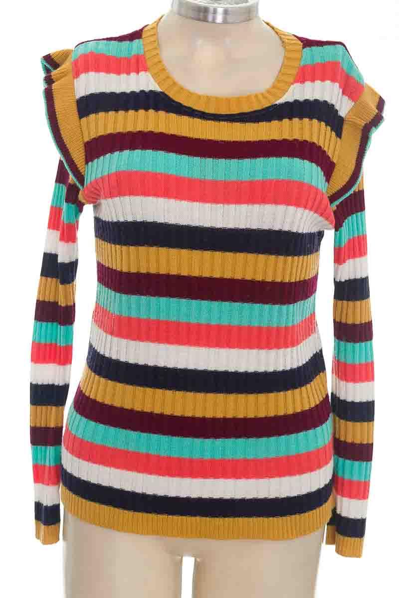 Sweater color Estampado - Loguin
