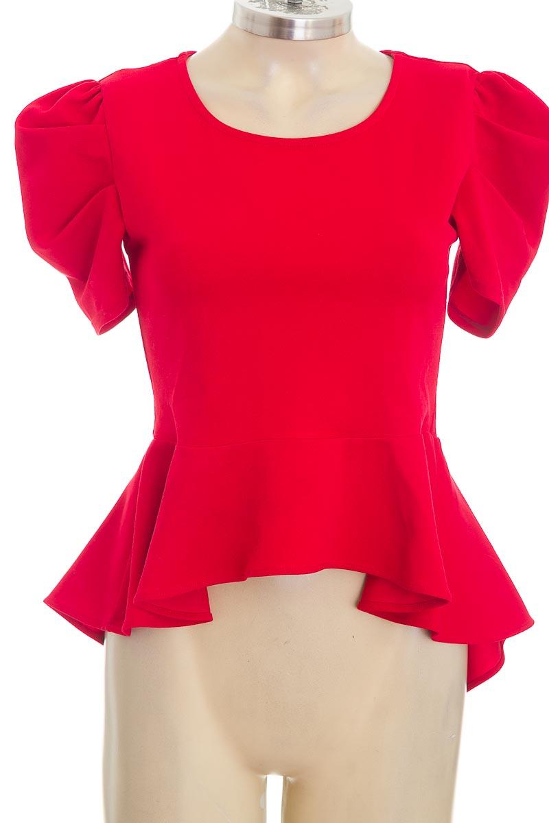 Blusa color Rojo - Studio F