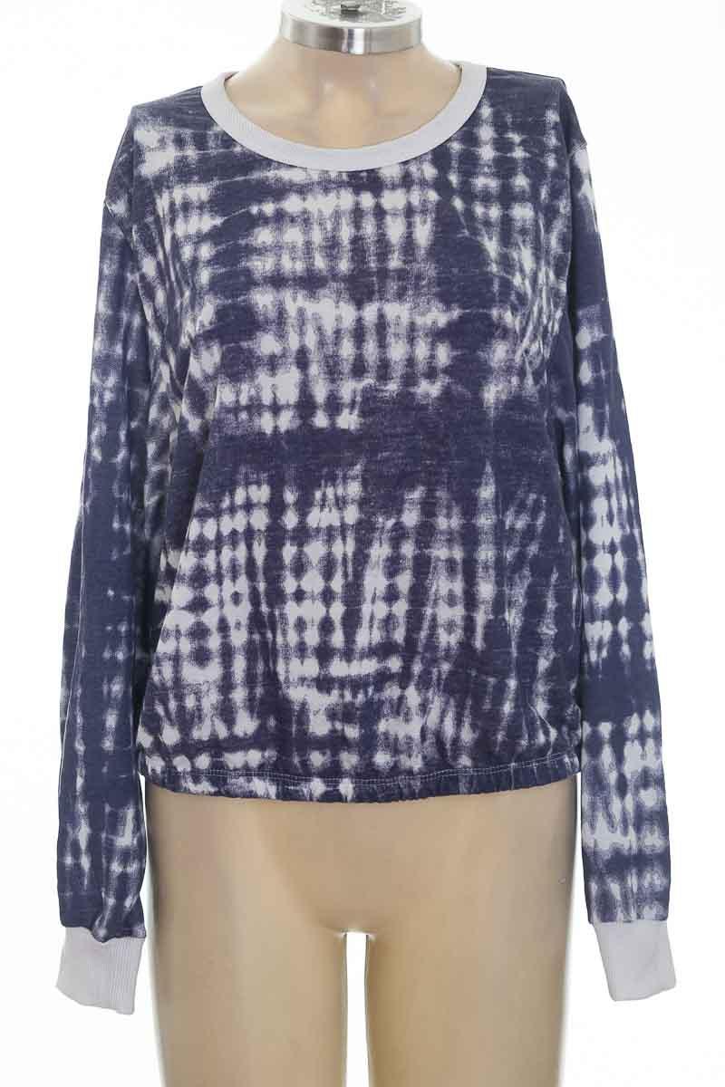 Sweater color Morado - Pacífika