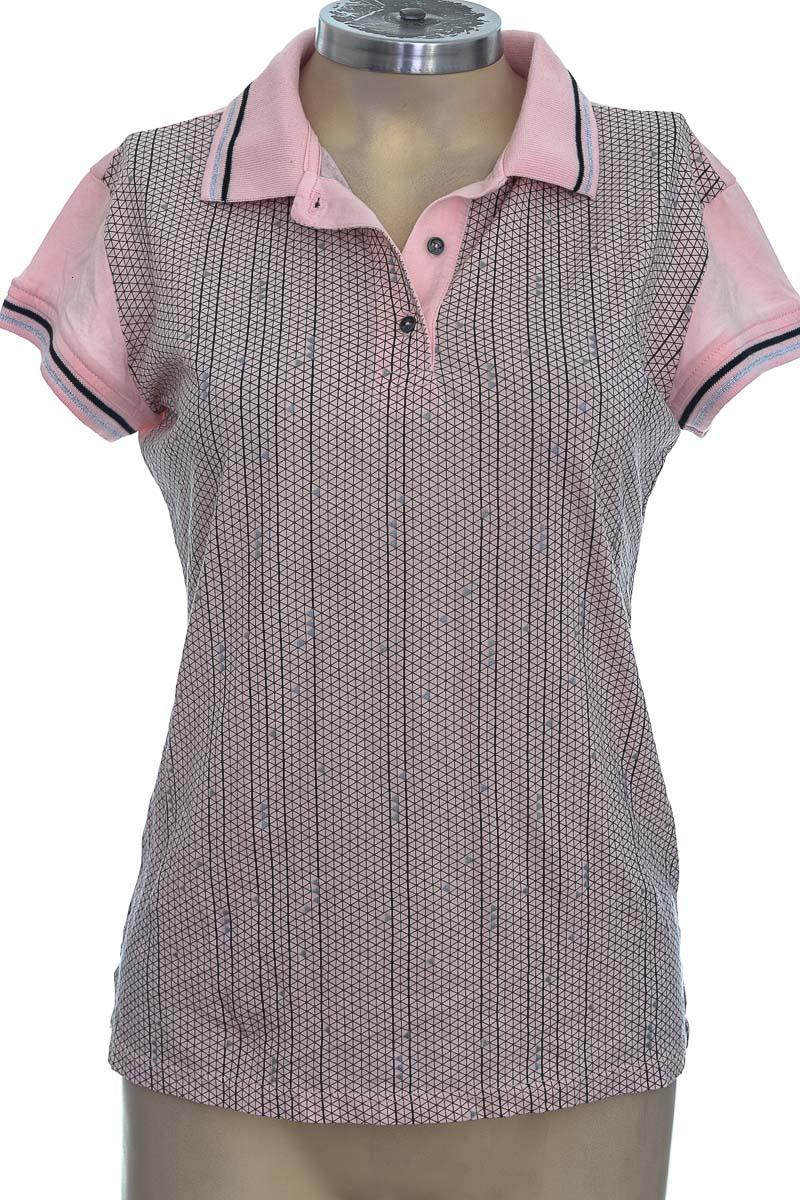 Top / Camiseta color Rosado - Big John