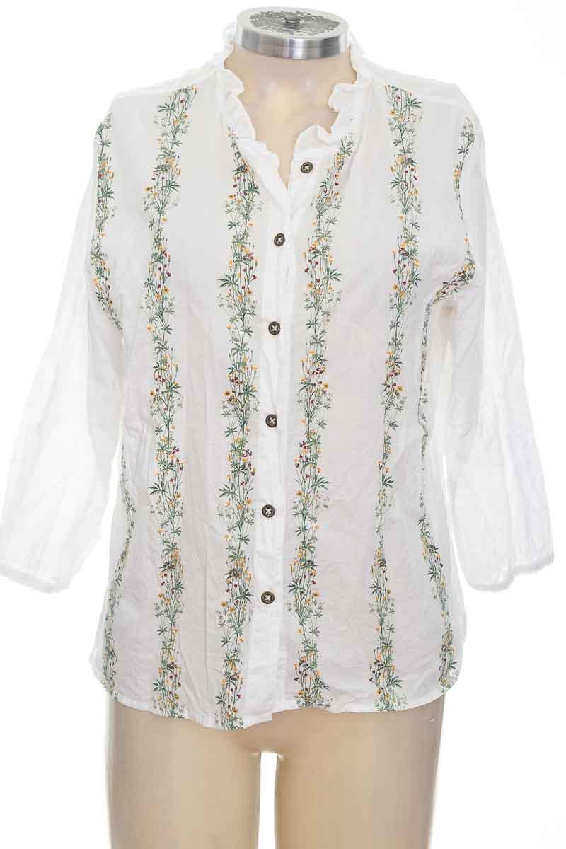 Blusa color Blanco - Pacífika