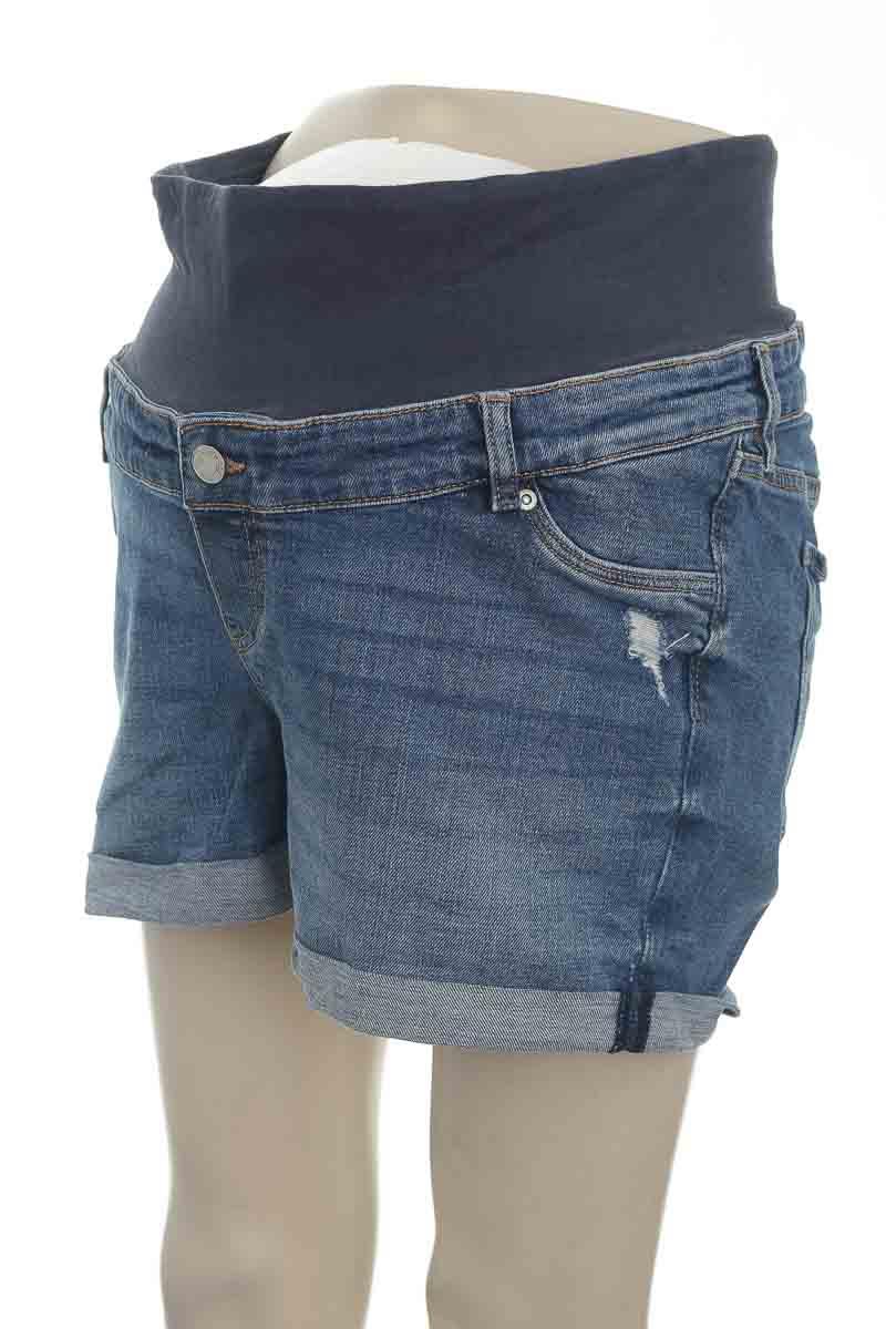 Shorts color Azul - H & M