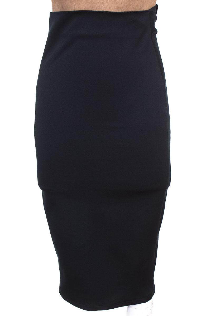 Falda Elegante color Negro - Rose Design