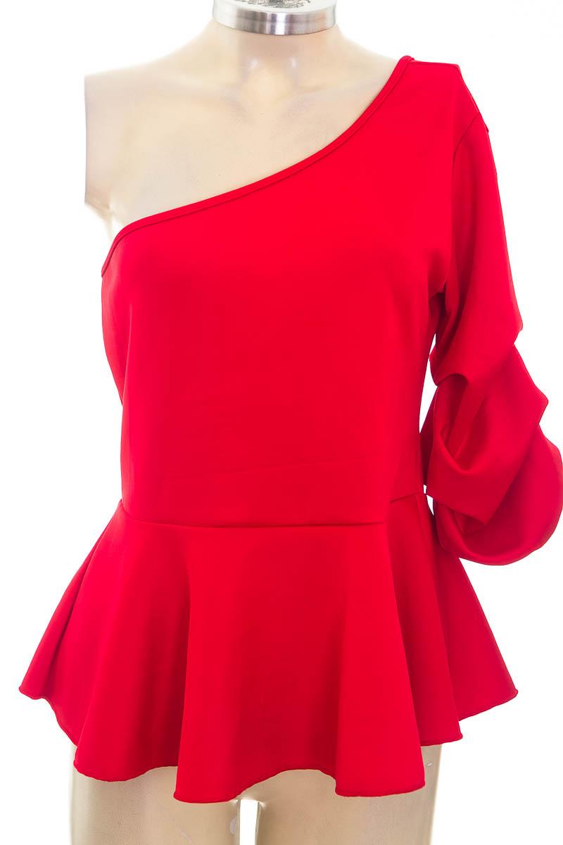 Blusa color Rojo - LBN