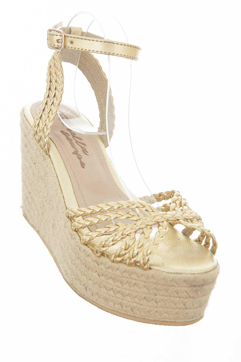 Zapatos color Dorado - Fiorella
