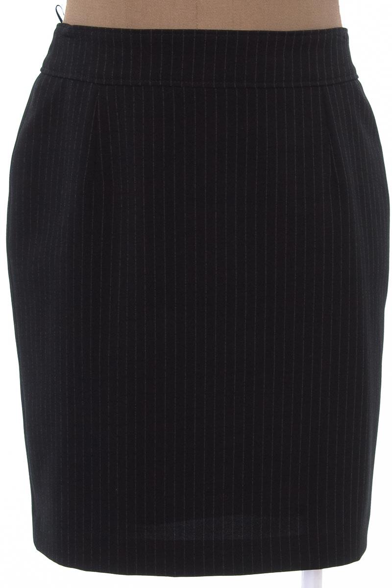 Falda Elegante color Negro - Hot Line