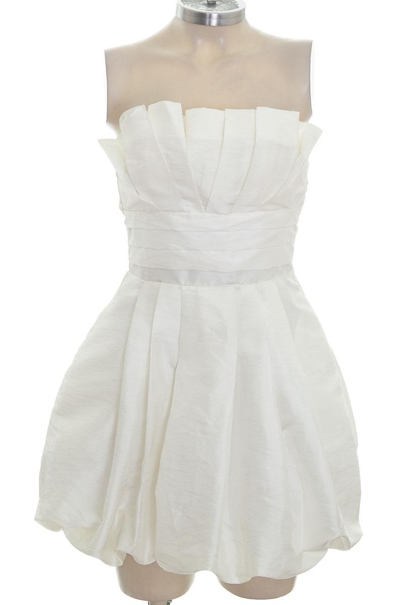 Vestido / Enterizo color Blanco - Daisy