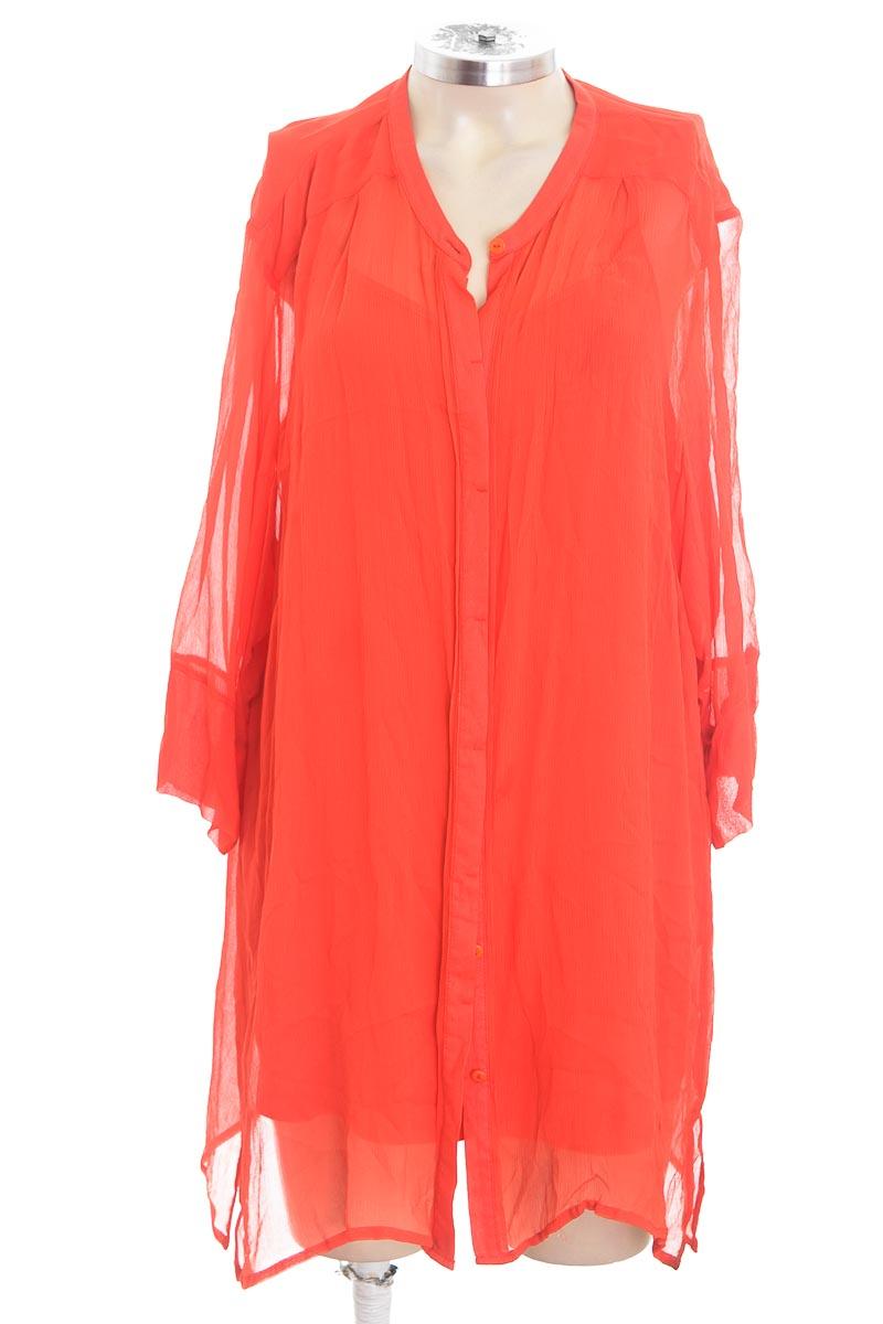 Blusa color Rojo - Selection by Ulla Popken