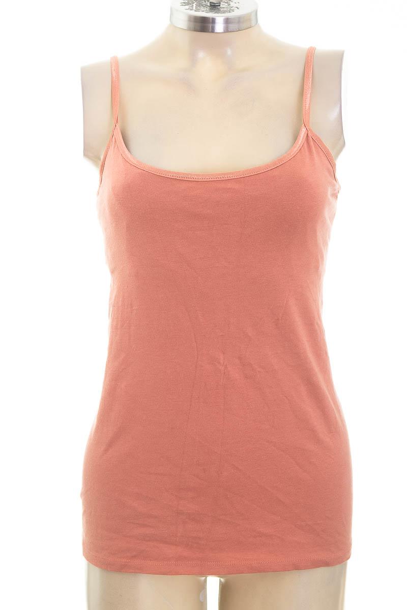 Top / Camiseta color Salmón - SO