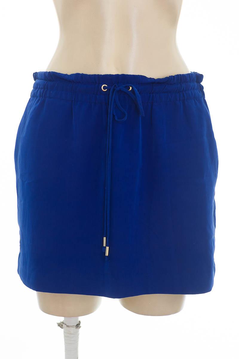 Falda color Azul - Express