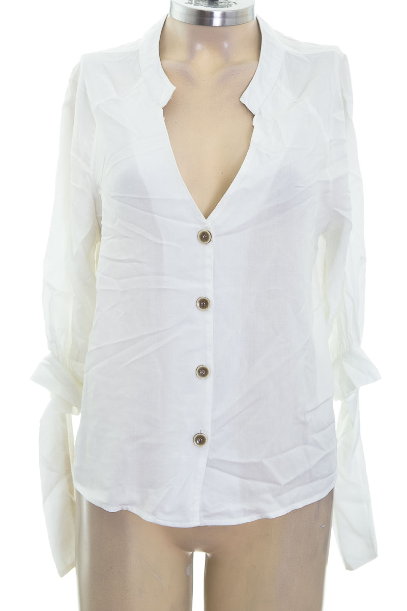 Blusa color Blanco - Trk Woman
