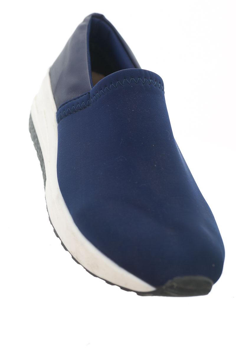 Zapatos color Azul - Triunfo
