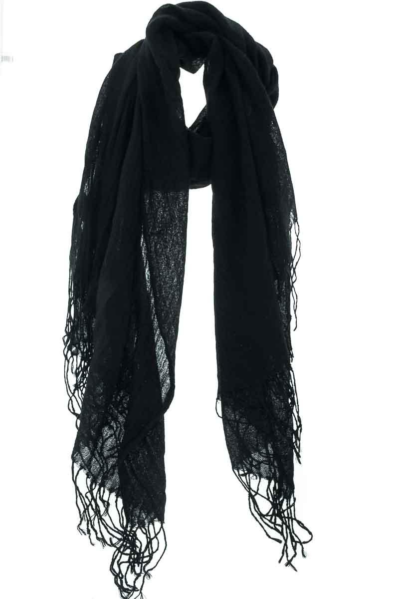 Accesorios Bufanda color Negro - H&M