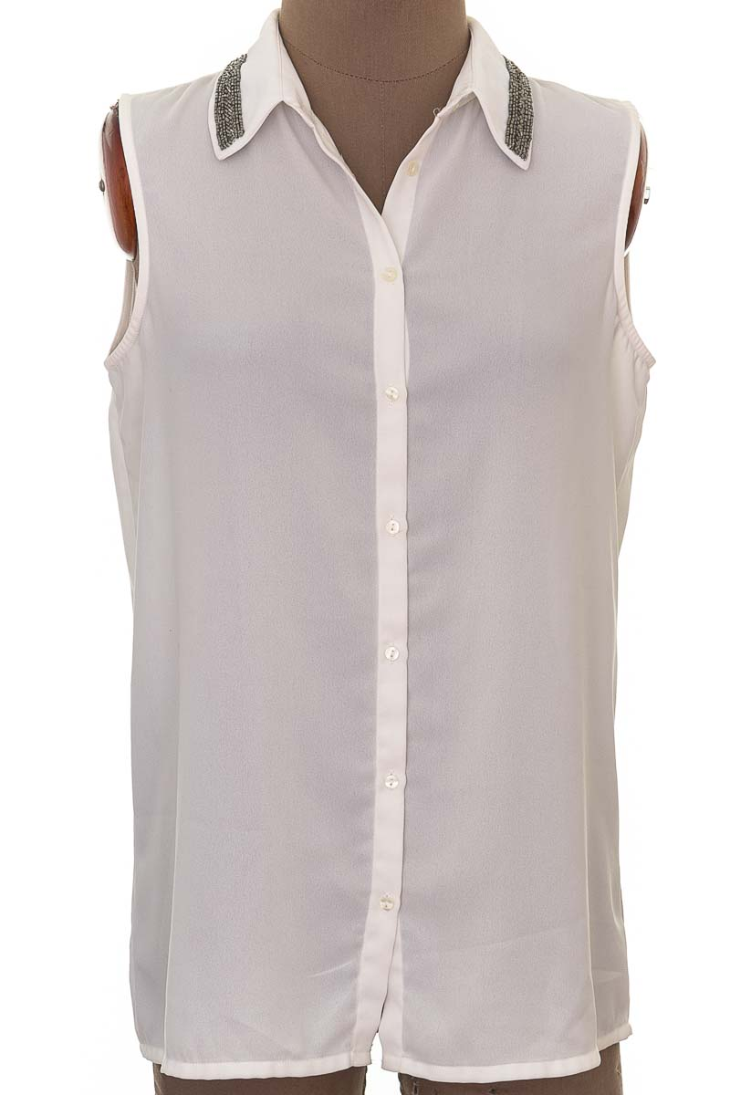 Blusa Casual color Beige - MNG