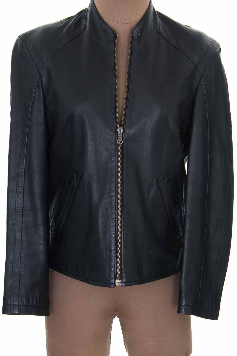Chaqueta / Abrigo color Negro - Double R