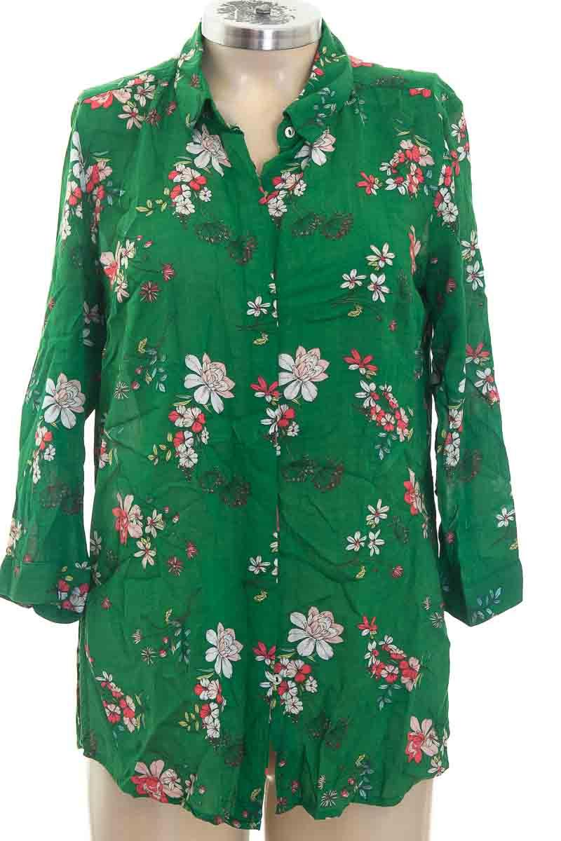 Blusa color Verde - Koaj