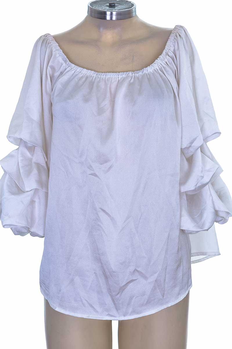 Blusa color Blanco - Mulaya