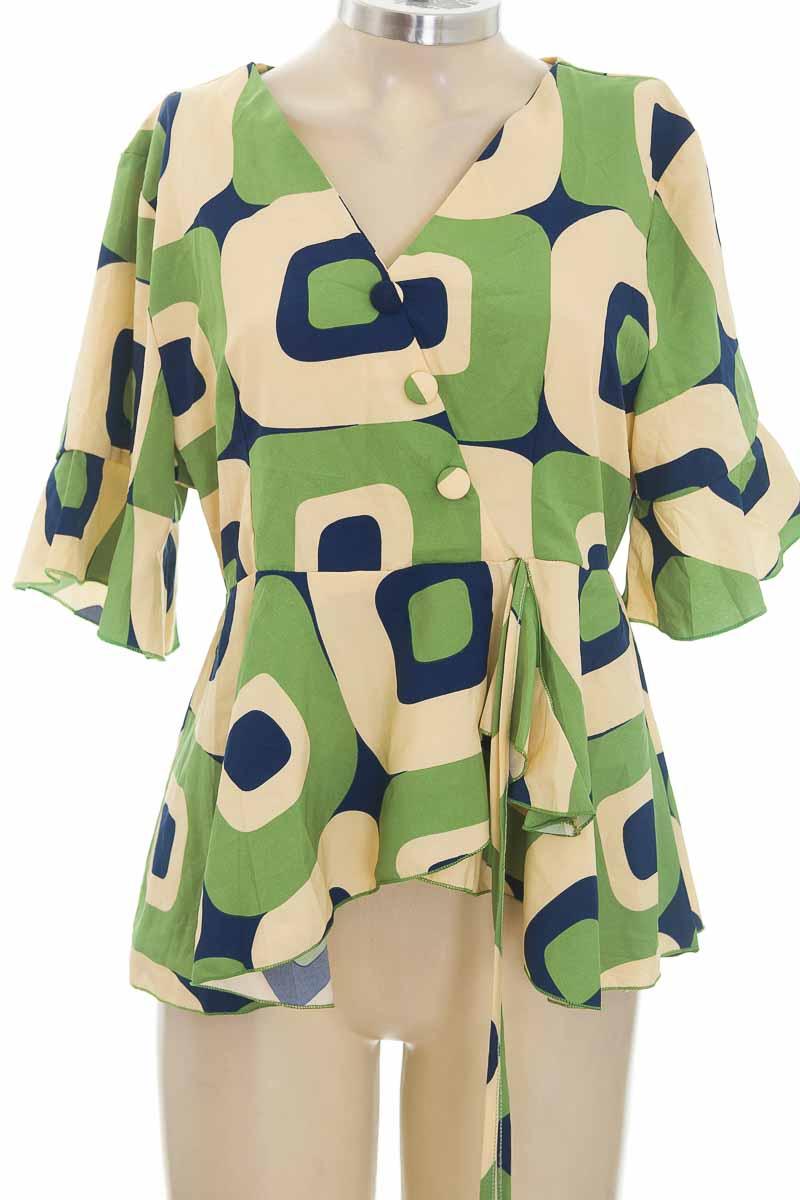 Blusa color Beige - Follow me