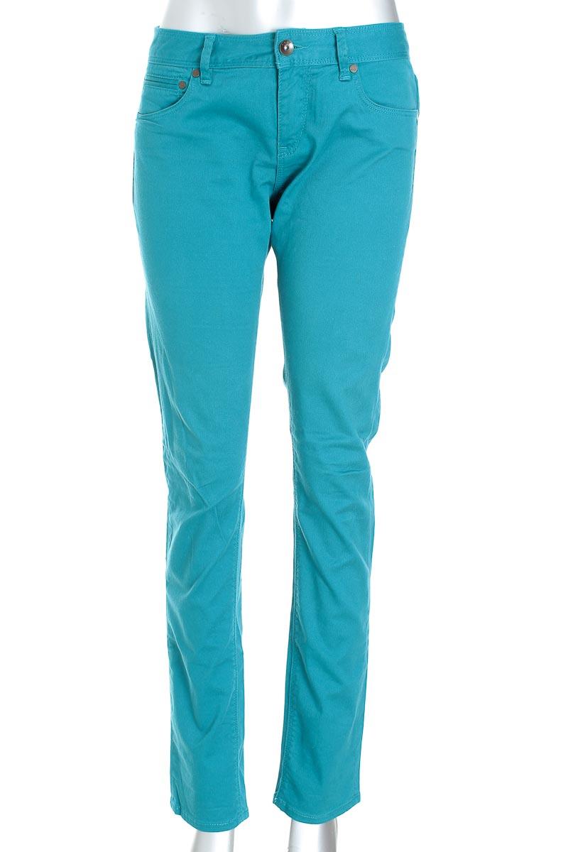 Pantalón Casual color Azul - Roxy