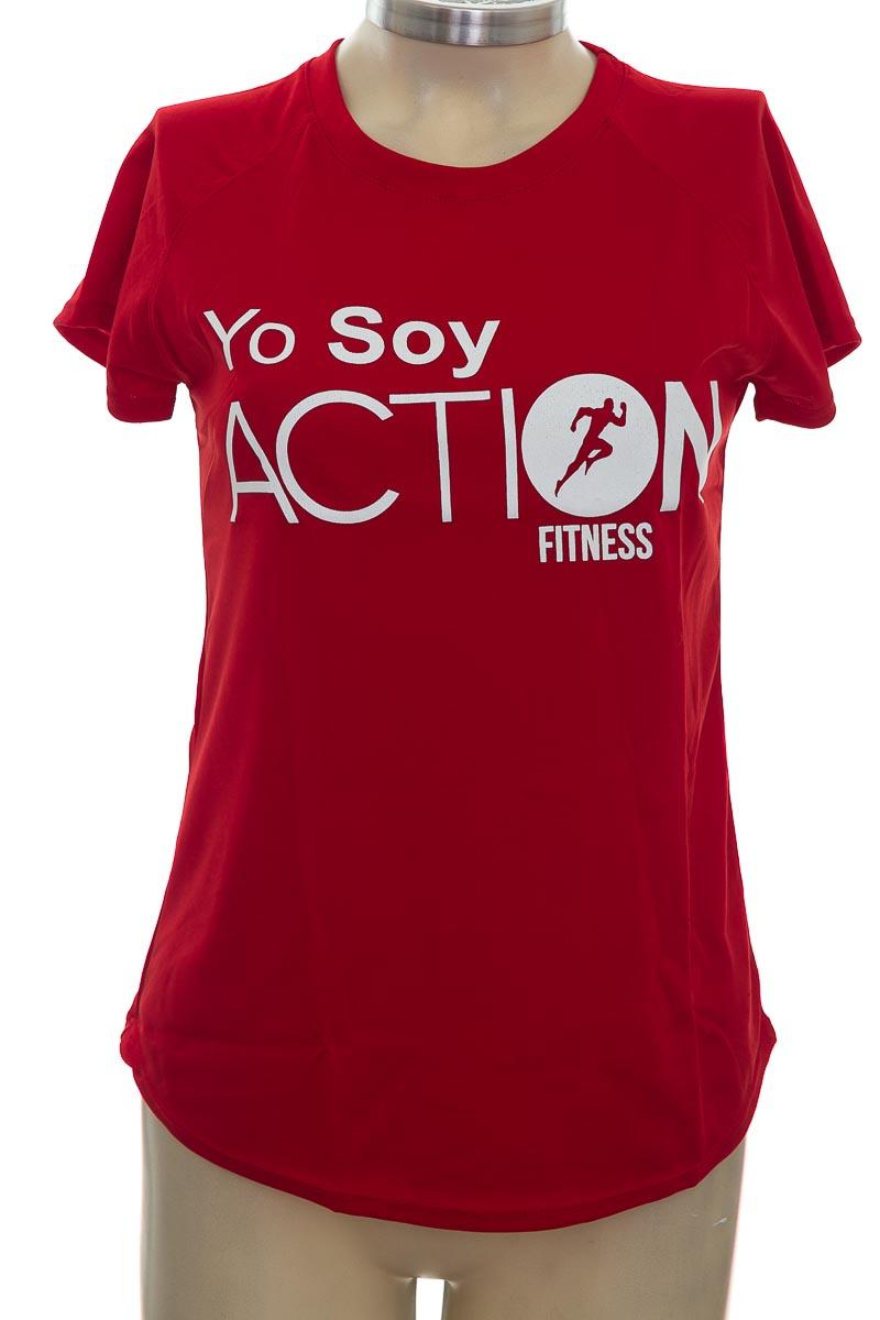 Top / Camiseta color Rojo - Closeando