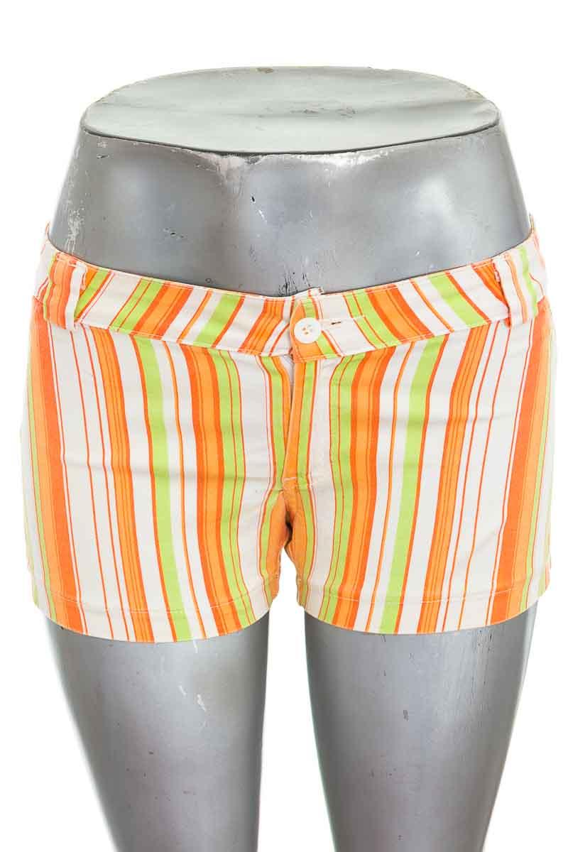 Short Casual color Naranja - Azucar