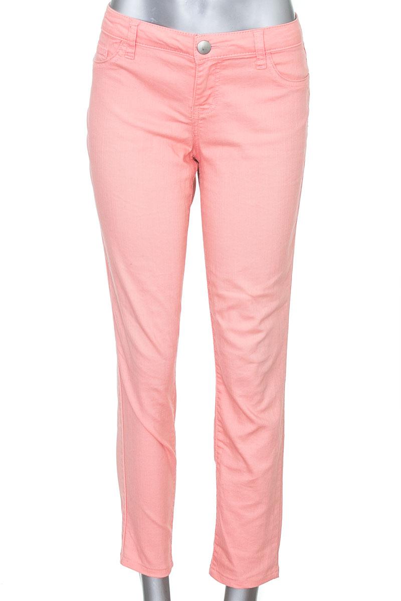 Pantalón Casual color Salmón - Forever 21